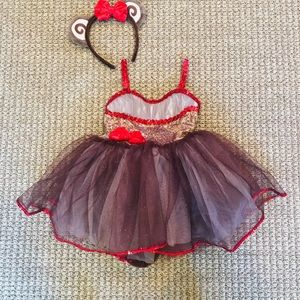 Monkey Dance Costume
